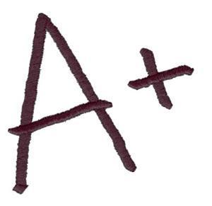 A-plus-sign